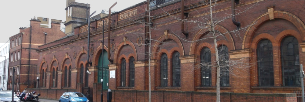 Photograph - Lots Road Pumping Station