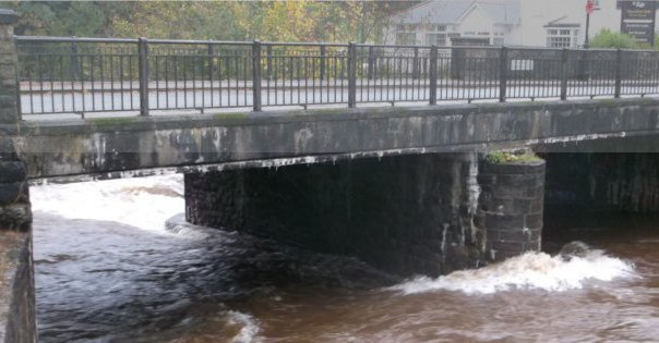 Corporation Street bridge, Ystradgynlais